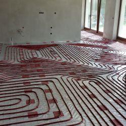 Kvalitné a lacné podlahové vykurovanie
