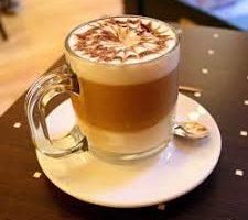 Predaj kávy v malých kaviarničkách