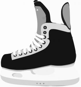 Čierne hokejové korčule sú najobľúbenejšie