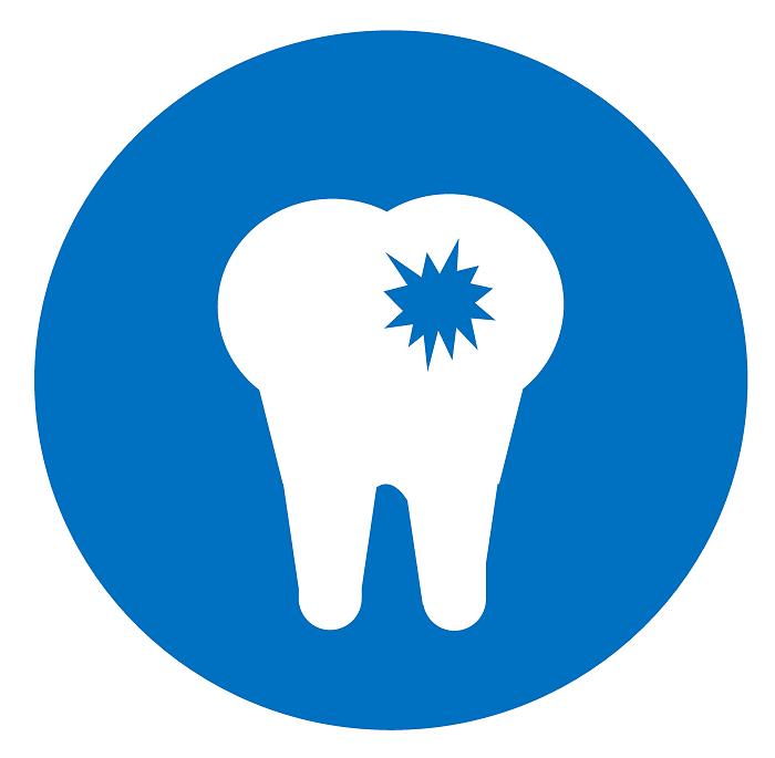 Zubný kaz je postrach detí
