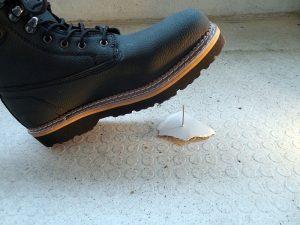 Pracovná obuv a jej výber