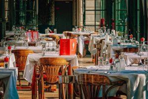 Slávnostné otvorenie reštaurácie