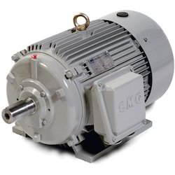 High voltage motors and their use in practice