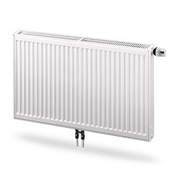Typické radiátory sú biele