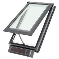 Strešné okno a jeho otváranie