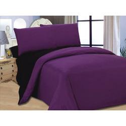Obliečky v purpurovej farbe