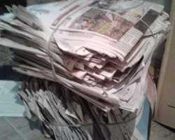Čo so starým papierom?