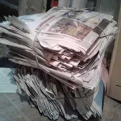 Starý papier v domácnostiach