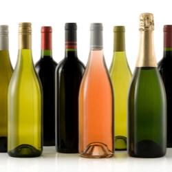Darcekove vino rôznej akosti