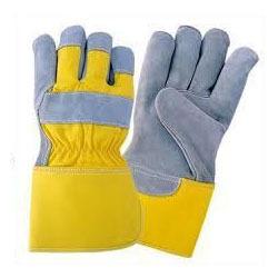 Dvojfarebné pracovné rukavice